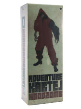 "ThreeA 3A Hoodzomb Black Edition 12"" Figure Adventure Kartel Sealed New In Box"