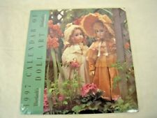 COLLECTIBLE 1997 Theriault's Calendar of Doll Art NIP