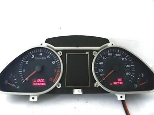 Instrument Speedometer Gauge Cluster 183K for 07-08 Audi Q7 w/o Adaptive Cruise