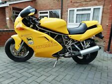 '97 DUCATI 750ss FULL Posteriore Carenatura Giallo