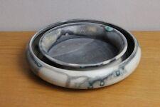 Keramik-Vasen, - Töpfe & -Dosen mit Schalen