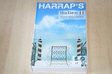 coffret Harrap's ITALIEN - méthode perfectionnement pour pratique bilingue