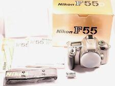 Nikon F55 D 35mm SLR Film Camera Body Only