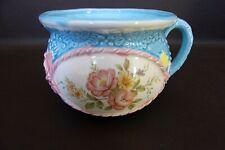 Small Ceramic Chamber Pot Planter By Nancy Pew #8246 Japan (#5B075)