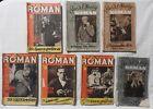 7 Hefte - der 30 Pfennig Roman - 30er Jahre 40er Jahre (A31