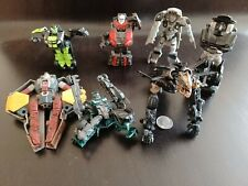 transformers lot Of 7