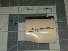 Elna Supermatic Sewing Machine Cam Door With Mounting Screws and Spring