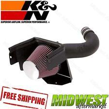 K&N 57 Series Air Intake System Fits 2007-2011 Jeep Wrangler 3.8L