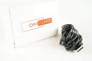 OMNIHIL 5 Feet Long High Speed USB 2.0 Cable for ThruNite TC15 V2 LED Flashlight