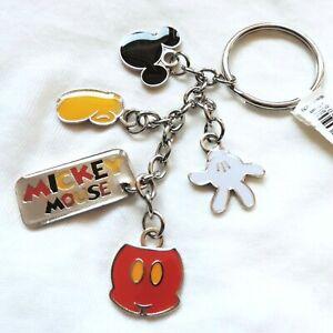 Schlüsselanhänger * MICKEY MOUSE Body Parts* Modeschmuck DISNEY Disneyland Paris