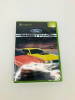 Ford Mustang: The Legend Lives (Microsoft Xbox, 2005) new
