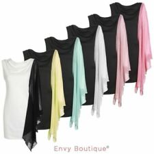 Chiffon Stretch Mini Dresses for Women