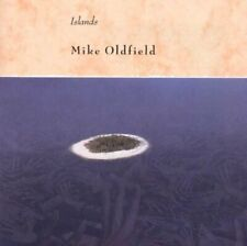 Mike Oldfield Islands (1987)  [CD]