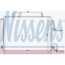 Nissens Kondensator, Klimaanlage Mitsubishi Pajero Iv,Pajero IV VAN 940166