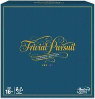 Trivial Pursuit – Jeu de societe Trivial Pursuit Classique – Jeu de réflexion –