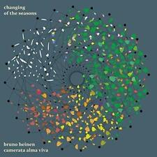 Bruno Heinen Camerata Alma Viva - Changing Of The Seasons (NEW CD)