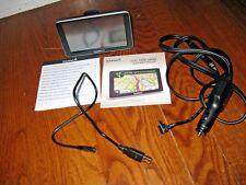 GARMIN NUVI 2460 Automotive GPS Receiver OEM Charger: Bundle VG   + I Ship Fast