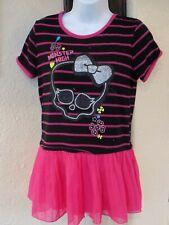 Monster High Girls T Shirt Size 14/16