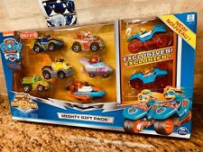 spin master Paw Patrol Mighty Twins Vehicle True Metal Die cast Gift Pack