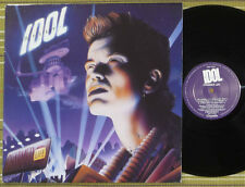 BILLY IDOL, CHARMED LIFE, LP 1990 UK 1ST PRESS A1/B1 EX/EX-, WITH INNER SLEEVE