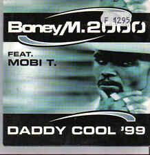 Boney M.2000-Daddy Cool 99 cd single