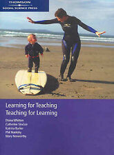 Learning for Teaching, Teaching for Learning PB Sinclair 1st