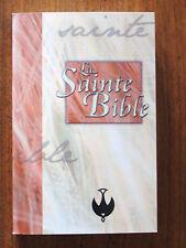 French Bible, Revised Segond, Paperback, La Sainte Bible, Dove Edition, Wheat