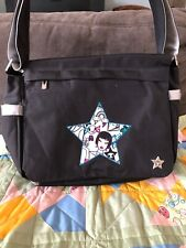 Tokidoki Ju Ju Be Jujube Diaper Bag Messenger Bag Nwt Black