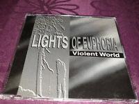 Lights of Euphoria / Violent World - Maxi CD