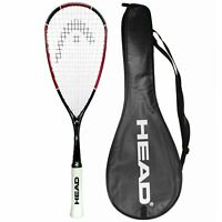 Dunlop Biomimetic fully padded squash racket cover free post uk.