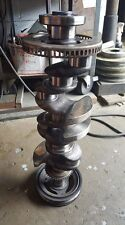 Saab 2.0 B207  Forged Crankshaft