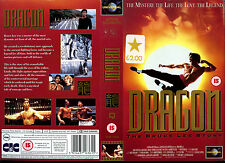 Dragon The Bruce Lee Story - Used Video Sleeve/Cover #17409