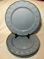 """4 Victorian Classics The English Collection 12 1/2"""" Plates Grindley Gray"""