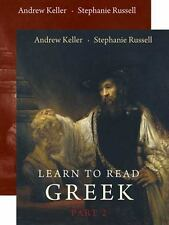 LEARN TO READ GREEK - KELLER, ANDREW/ RUSSELL, STEPHANIE - NEW PAPERBACK BOOK