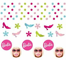 BARBIE Confetti Value Pack Birthday Decorations Party Supplies