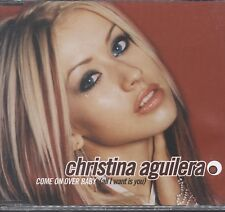 Christina Aguilera - Come on Over Baby / Ven Conmigo / I Turn to You CD Single