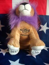 HRC Hard Rock Hotel Panama Punk Lion 2012 LE Made by Herrington NWT Cafe
