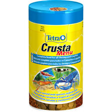 Tetra Crusta Menu Complete Food for Cherry Crystal Tiger Shrimp & Crayfish 100ml
