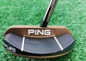 Left Hand Ping Heppler Piper C Putter, Adjustable 32/36 Inch  LEFT HANDED