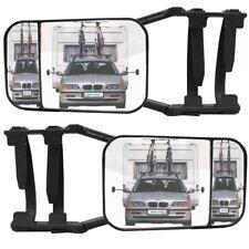 2 x Wohnwagen Spiegel Set Caravanspiegel Zusatzspiegel Universal PKW Anhänger E4