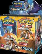 Pokemon TCG: Sun and Moon Booster Box (36 Packs) Brand New & Sealed Cards