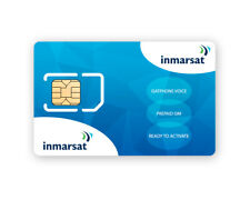 Inmarsat IsatPhone 2 & Pro Satellite Phone Prepaid / Postpaid SIM Card Only