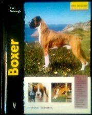 BOXER - E.W. Cavanaugh - SPAIN LIBRO Hispano Europea 1999 - Como Nuevo Near Mint