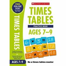 Workbook Ages 7-9 (National Curriculum Times Tables) - Paperback / softback NEW