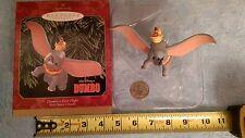 """Hallmark Keepsake  Walt Disney's Dumbo """"Dumbo's First Flight"""""""