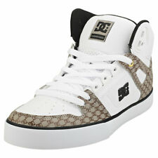 DC Shoes Pure High-top Wc Se Sn Mens Black White Synthetic Fashion Trainers