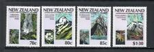 NEW ZEALAND MNH 1987 SG1428-1431 CENTENARY OF NATIONAL PARKS