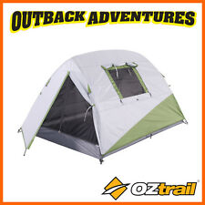 OZTRAIL HIKER 2 PERSON DOME TENT BACKPACKING COMPACT LIGHTWEIGHT SMALL HIKING