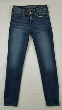 American Eagle Outfitters Super Stretch Skinny Women's Jeans Size 0 Short  J1