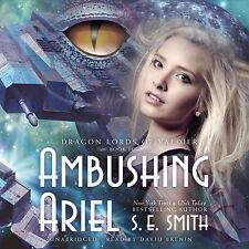 Ambushing Ariel (Dragon Lords of Valdier Series, Book 4) Audio CD – Audiobook,